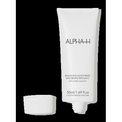Alpha-H - Balancing Moisturiser & Gentle Exfoliant 50ml