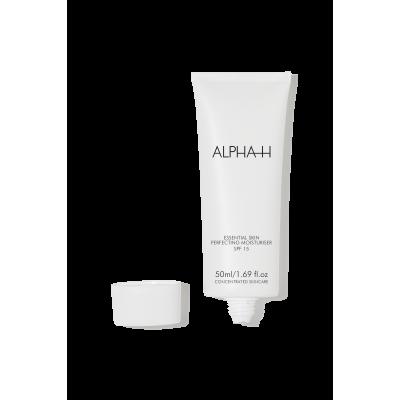 Alpha-H - Essential Skin Perfecting Moisturiser SPF15 50ml