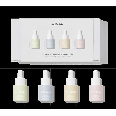 Alpha-H - Vitamin Profiling Collection 4x15 ml