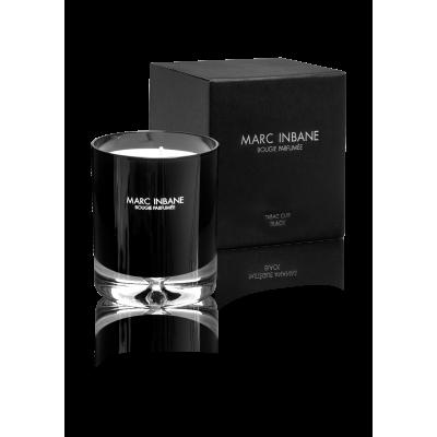 Marc Inbane - Bougie Parfumée Tabac Cuir Black