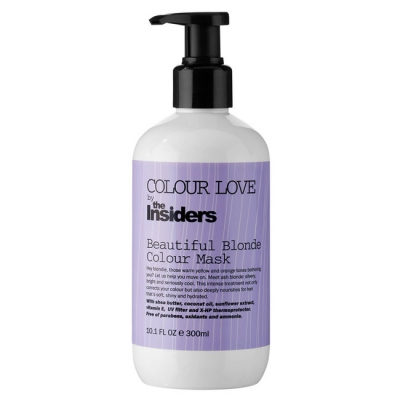 Colour Love - Beautiful Blonde Mask 300ml