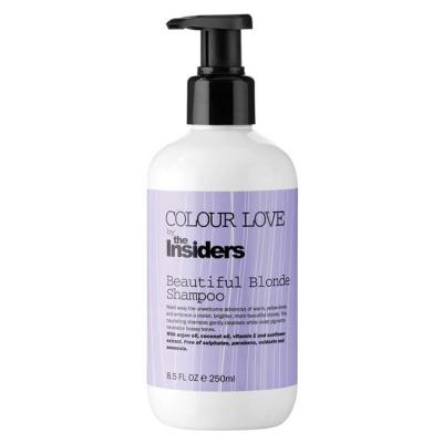 Colour Love - Beautiful Blonde Shampoo 250ml