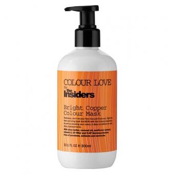 Colour Love - Bright Copper Colour Mask 300ml