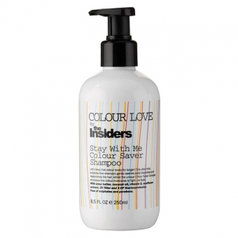 Colour Love - Stay With Me Colour Saver Shampoo 250ml