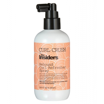 Curl Crush - Rebound Curl Refresher Spray 250ml