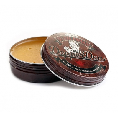 Dapper Dan - Deluxe Medium Hold Pomade 100ml
