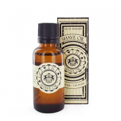 Dear Barber - Shave Oil 30ml