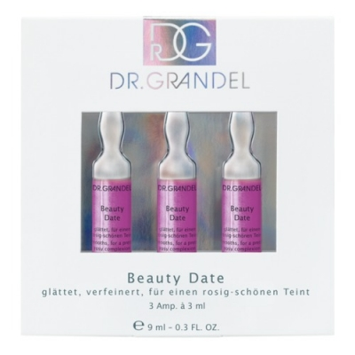 Dr Grandel - Ampullen Beauty Date 3 x 3ml