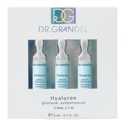 Dr Grandel - Ampullen Hyaluron 3 x 3ml