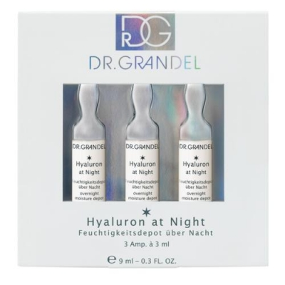 Dr Grandel - Ampullen Hyaluron At Night 3 x 3ml