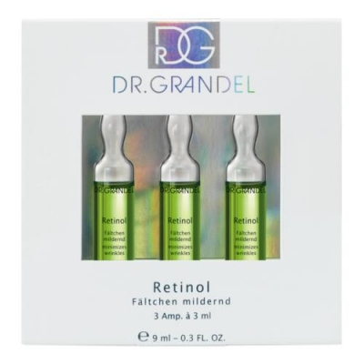 Dr Grandel - Ampullen Retinol 3 x 3ml