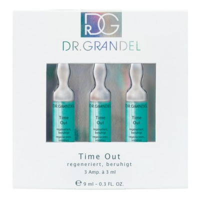 Dr Grandel - Ampullen Time Out  3 x 3ml