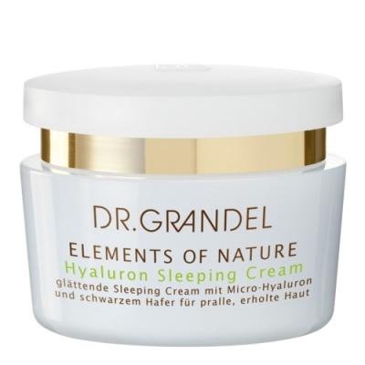 Dr Grandel - Elements of Nature Hyaluron Sleeping Cream 50ml