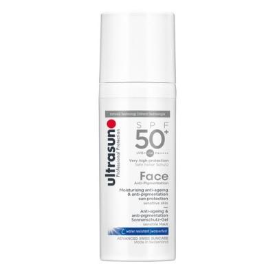 Ultrasun - Face Anti-Pigmentation SPF50+ 50ml