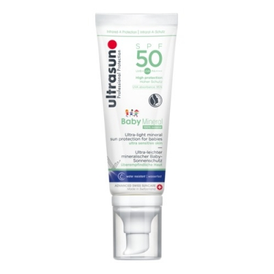 Ultrasun - Baby Mineral SPF50 100ml