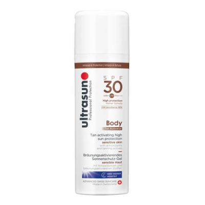 Ultrasun - Body Tan Activator SPF30 150ml