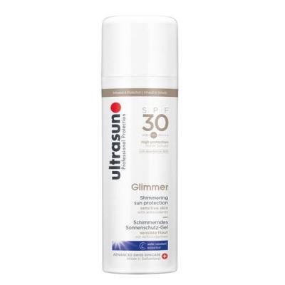 Ultrasun - Glimmer SPF30 150ml