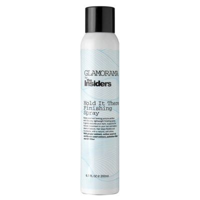 Glamorama - Hold It There Finishing Spray 200ml