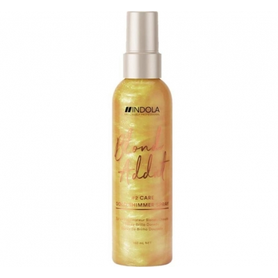 Indola Blond Addict Gold Shimmer Spray #2 Care 150ml