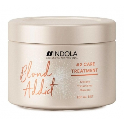 Indola Blond Addict #2 Care Treatment Mask 200ml
