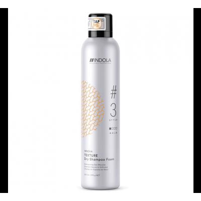 Indola Innova Texture Dry Shampoo Foam 300ml