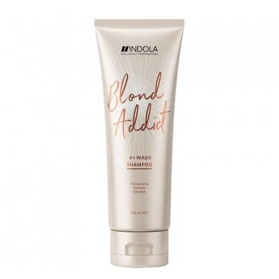 Indola Innova Blond Addict Shampoo 250ml