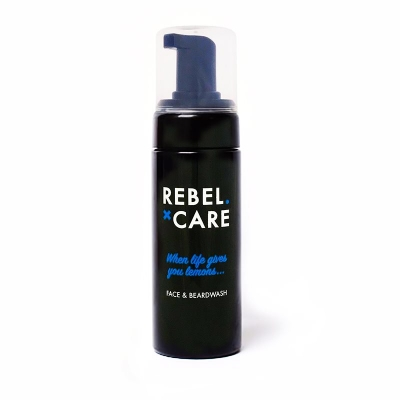 Rebel Care - Face & Beardwash (voor hem)